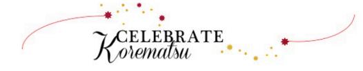 Celebrate korematsu