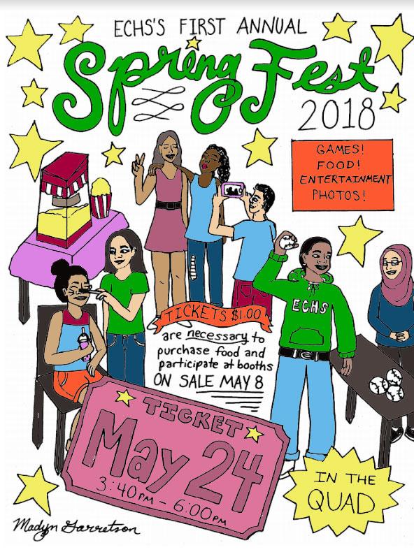 ECHS Spring Fest